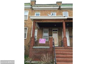 929 Brunswick Street Baltimore, MD 21223